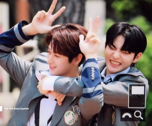 the boyz, lee juyeon, and hwall image