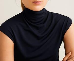 black dress, classic, and elegant image