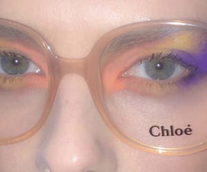 aesthetic, eyes, and makeup image