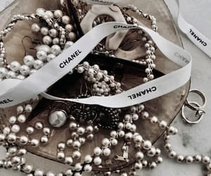 chanel, fashion, and jewels image