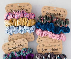 accessories and scrunchies image