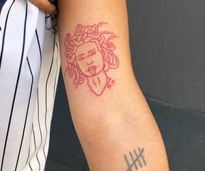 art, body art, and tattoo image