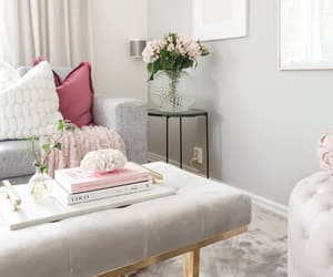 delicate, interior, and design image