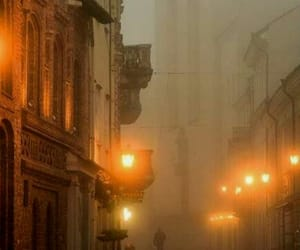alley, alternative, and fog image