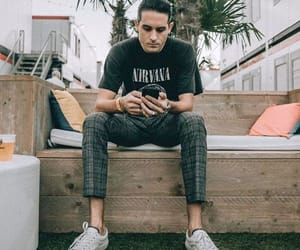 sneakers, YSL, and g-eazy image