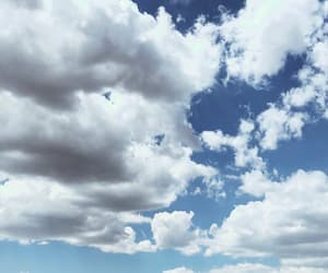 background, blue, and cloud image