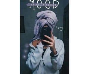 bathroom, girls, and mood image