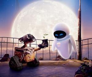 wall-e, disney, and animation image