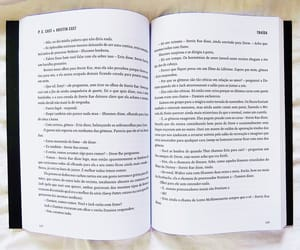 book, house of night, and livros image