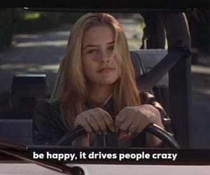 car, Clueless, and driving image