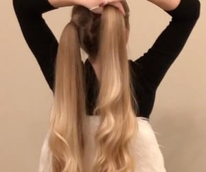 aesthetic, hairstyle, and waves image