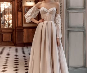 beautiful, chic, and dress image