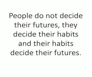 change, future, and Habit image
