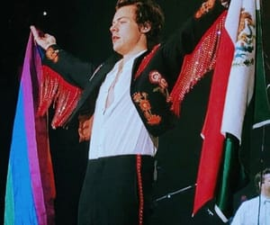 Harry Styles and mexico image
