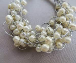 bridal jewelry, etsy, and vintage bracelet image