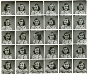 anne frank and hero image
