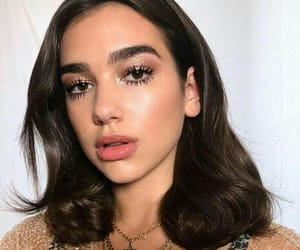 dua lipa, singer, and beauty image