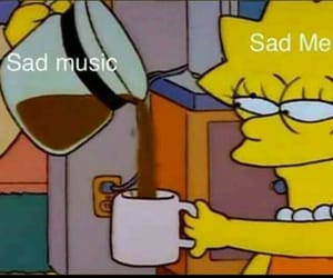 sad, meme, and mood image