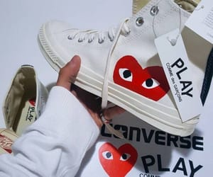 converse, fashion, and play image