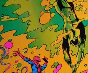 Marvel and sub-mariner image