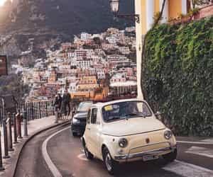 beautiful, Amalfi, and italy image