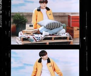 bts, hoseok, and seokjin image