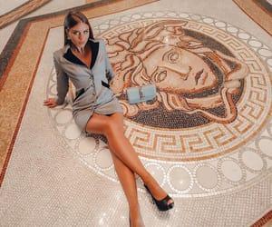 girls, luxurious, and luxury image