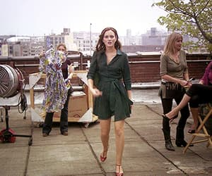 beauty, gossip girl, and blair waldorf image