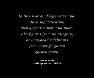 cigarette, party, and quote image