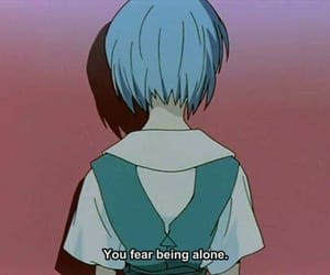 anime, quotes, and Neon Genesis Evangelion image
