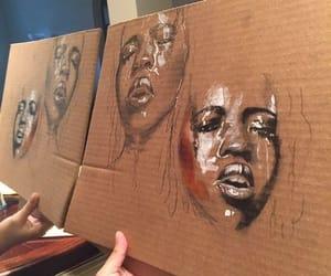 art, artist, and Tattoos image