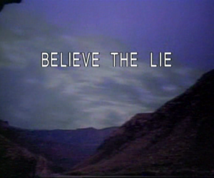 lies and believe image