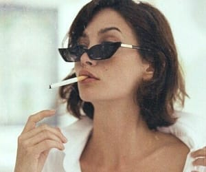 cigarette, aesthetic, and style image