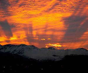 beautiful and sunrise image