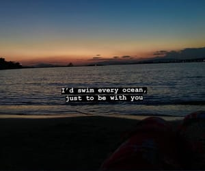 aesthetic, beach, and heartbroken image