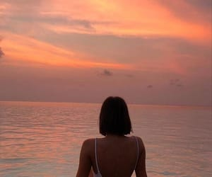 carefree, tumb, and girl image