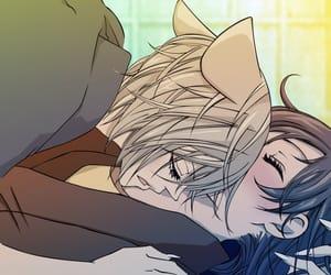 anime, love, and nanami image