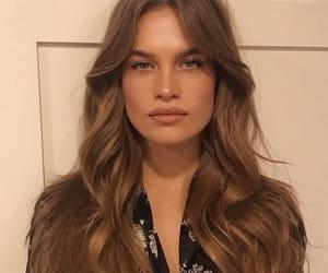 hair, model, and beautiful image