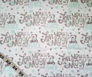 baby, flannel fabric, and quilt fabric image