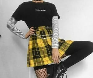 alternative, black, and clothes image