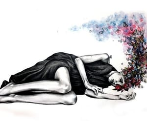 art, Ilustration, and kate powell image