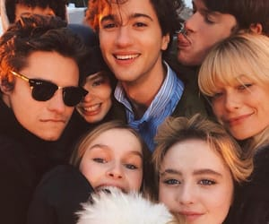 the society, netflix, and kathryn newton image