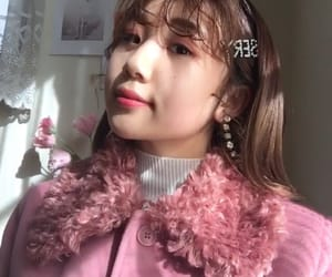 pink, ulzzang asian, and 90s 80s 70s image