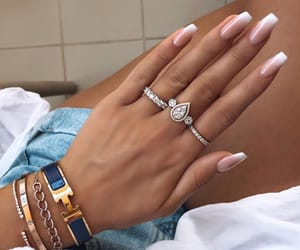 accessories, goals, and nails image