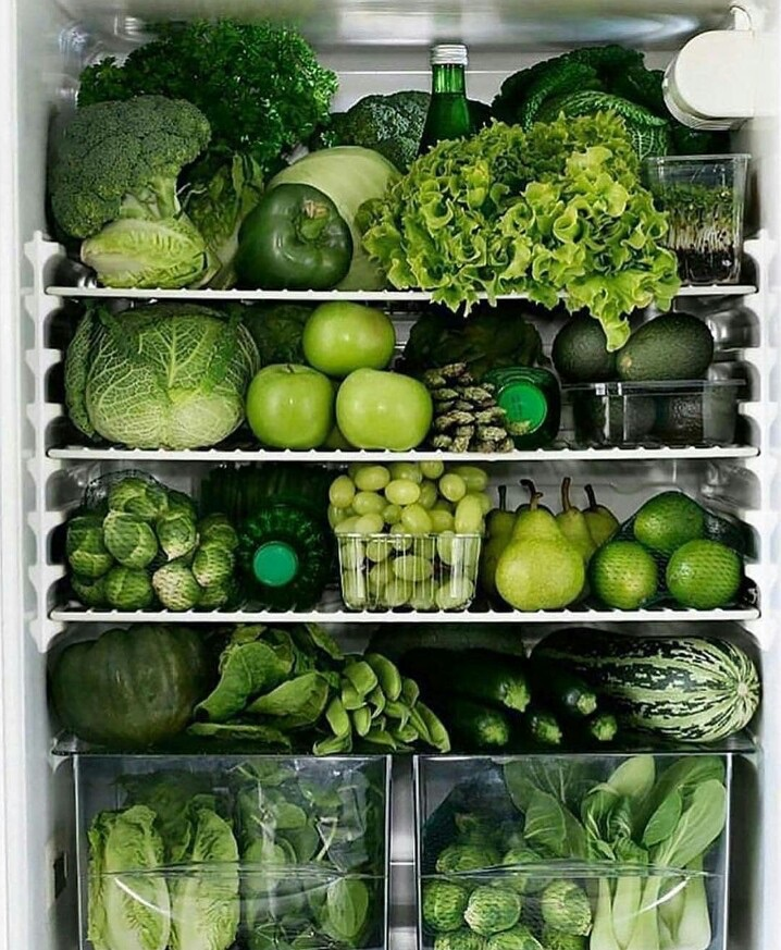 green, food, and healthy image