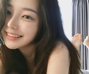asia, korean, and son hwamin image