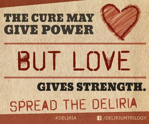 delirium, power, and strength image