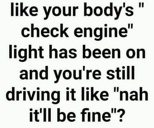 body, car, and check image