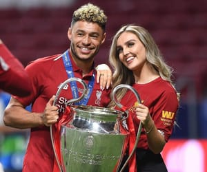 couple, Liverpool, and perrie edwards image