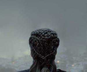 game of thrones, emilia clarke, and daenerys targaryen image
